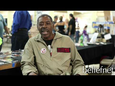 Ernie Hudson Interview #5 - Ghostbusters Legacy