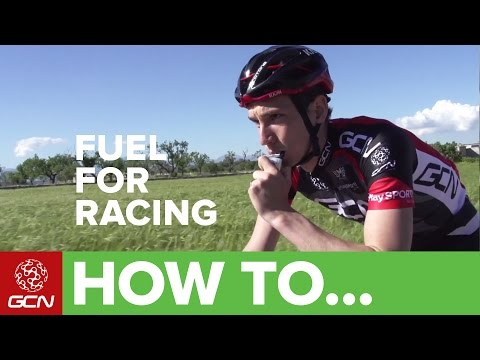 Race Harder!  Cycling Nutrition Pro Tips