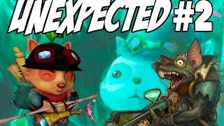 Unexpected Episode 2 - Teemo Jungle