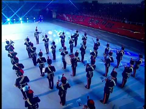 Nanchang Tattoo 2009 - Music from Britain - Royal Artillery Band of The U.K.