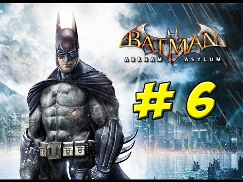 Batman: Arkham Asylum Part 6 with Mike! - YoVideogames