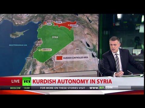 Kurdish Autonomy In Syria