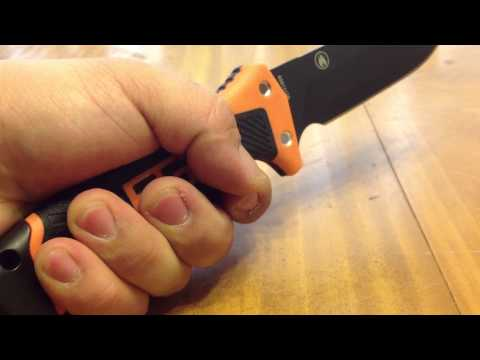 Bear Grylls Ultimate Pro Survival Knife Before Use Review