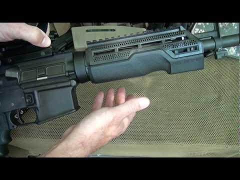 M4 Carbine: The Right Stuff