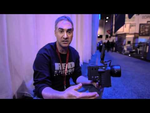 CES 2011: Red Scarlet Super HD camera