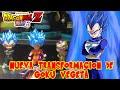 Dragon Ball Z La Resurreccion De Freezer - NUEVA TRANSFORMACION DE GOKU VEGETA - Parte del Argumento