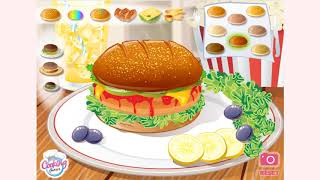 How to play Yummy Burger game | Free online games | MantiGames.com