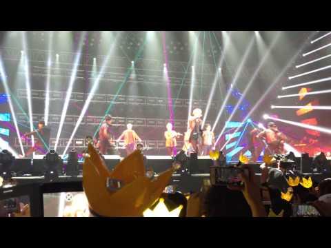 BIGBANG 2015 World Tour [MADE] In Singapore | Bang Bang Bang (Fancam)