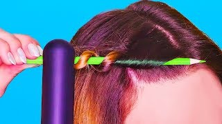 23 HAIRSTYLING HACKS EVERY WOMAN SHOULD KNOW