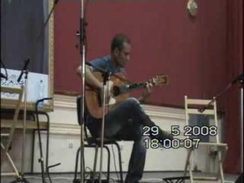 Gloria al Nino Ricardo - Live