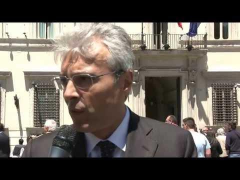 SANITA': CHIODI A LETTA, NETTAMENTE CONTRARI A NUOVI TICKET DAL 2014 (interv. a Gianni Chiodi)