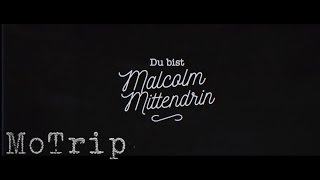 MoTrip - Malcolm mittendrin (Lyric Video)