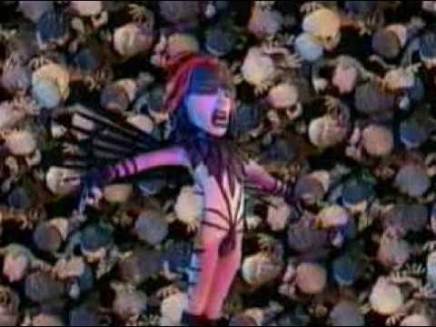 Marilyn Manson Astonishing Panorama Of The Endtimes lyrics music video