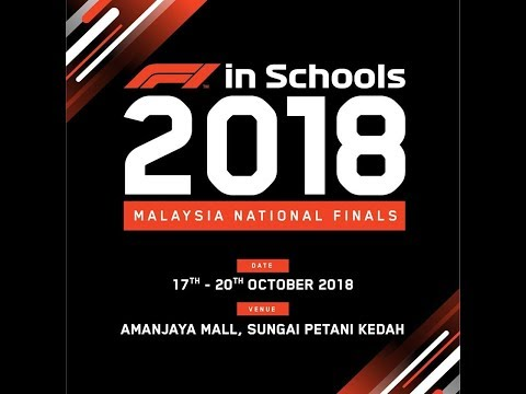 F1 INSCHOOL NATIONAL FINAL COMPETITION 2018