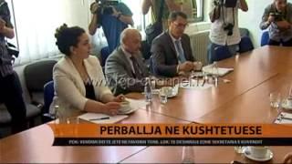 Kosovë, përballja në Kushtetuese - Top Channel Albania - News - Lajme