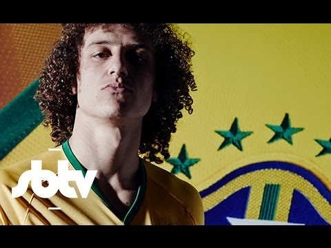 David Luiz Interview   Brazil 2014 World Cup Shirt Launch x Nike: SBTV Sport
