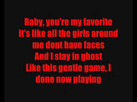 Chris Brown - Fine China (Lyrics On Screen)