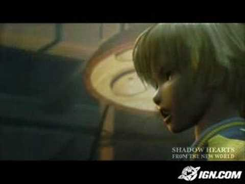 Shadow Hearts From the New World Trailer