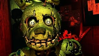 WARNING: YOU WILL DIE | Five Nights at Freddy's 3 - Part 1