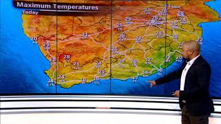 SA Weather report | Saturday, 17 August 2019