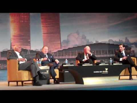 Las Vegas Sands chief on IPBA lawsuit