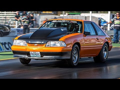REPLAY: Day 3 – HOT ROD Drag Week 2018 from zMAX Dragway