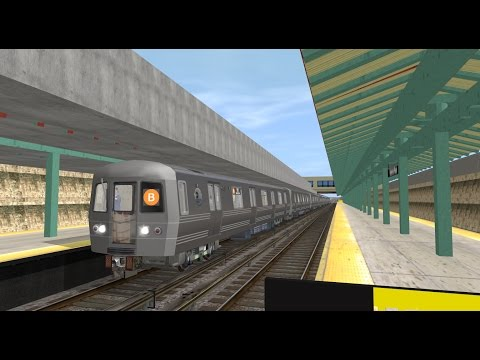 Trainz Special: R68A (B) Train (145 St - Brighton Beach) {All Stops}