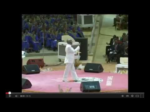 Bishop David Oyedepo - On the Armed Robber Who Took My Video! video