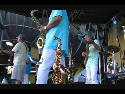 Land Shark Stadium - Jimmy Buffett Medley Video