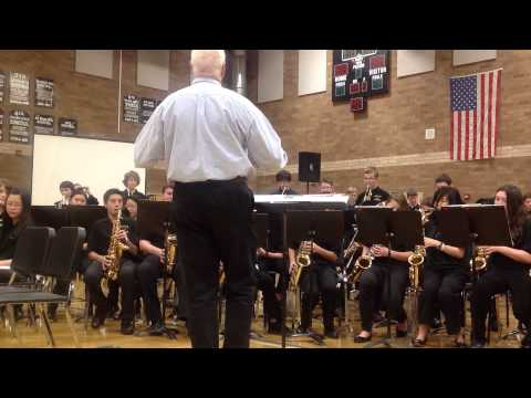 Cleveland Rocks. Theme from the Drew Carey Show. Shahala Middle School 7th grade band.