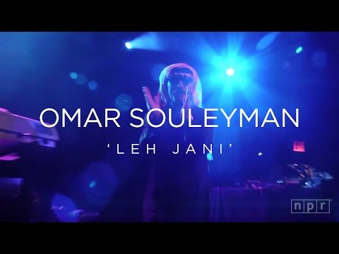 Omar Souleyman, 'leh Jani': Npr Music Front Row video