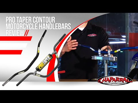 Pro Taper Contour Motorcycle Handlebars Review