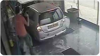 Car Wash Mishap | Stop Means Go