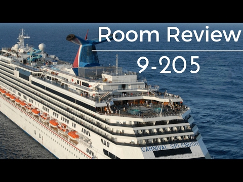 Carnival Splendor Junior Suite: Room Review