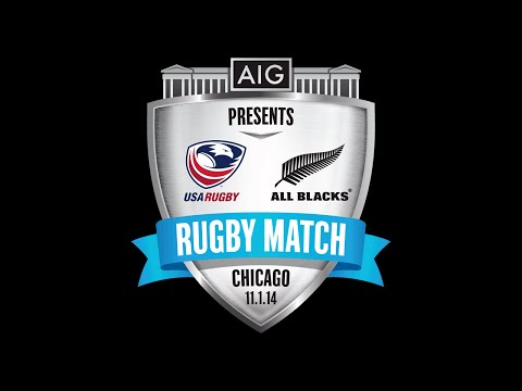 #USAvAllBlacks - Match Day