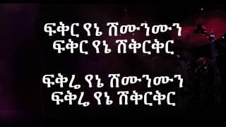 Aster Aweke - Limta Wey Likir ልምጣ ወይ ልቅር (Amharic With Lyrics)