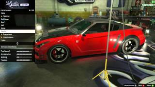 GTA 5 PC #39 - Customize Annis Elegy RH8