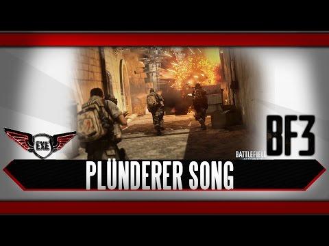 Plünderer Battlefield 3 Song by Execute Thrift Shop Parodie