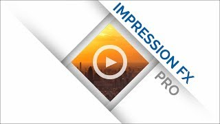 IMPRESSION FX PRO. New life of your presentations!