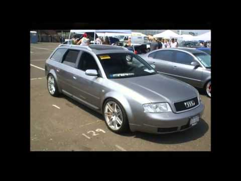 Audi A6 C5 tuning