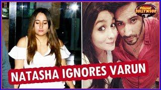 Download Natasha Skips A Party To Avoid Varun Dhawan | Alia Reason Behind Their Breakup? | Bollywood News 3Gp Mp4
