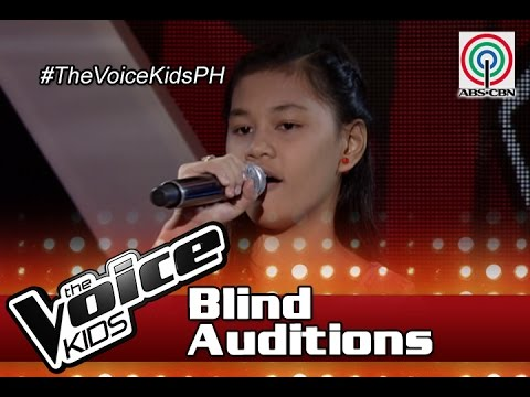"""The Voice Kids Philippines Blind Auditions 2016: """"Mahal Kita Pero"""" by Shantii"""