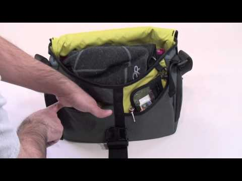 The Imago Messenger Bag from Tom Bihn