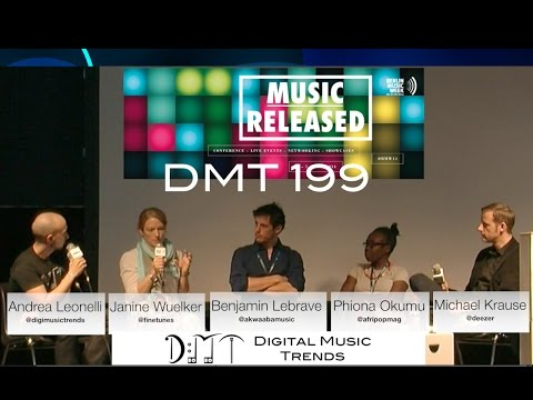 DMT 199: Live at Berlin Music Week - Revenues, Discoverability, Distribution, Transparency
