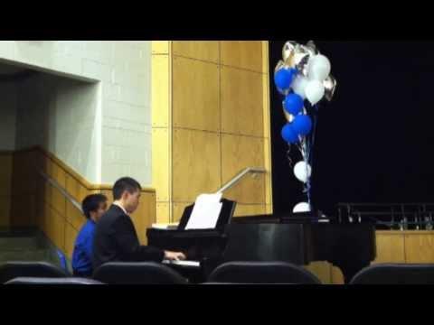 'The Easy Winners' - Scott Joplin (Wayne Valley High School)