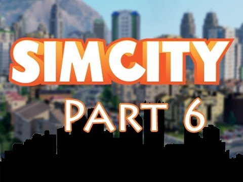 SimCity - Walkthrough Part 6 - StreetCars! - Let's Play Gameplay (SimCity 5 Deluxe 2013)