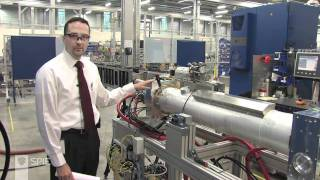 Tour of TRUMPF laser manufacturing facility in Farmington, CT