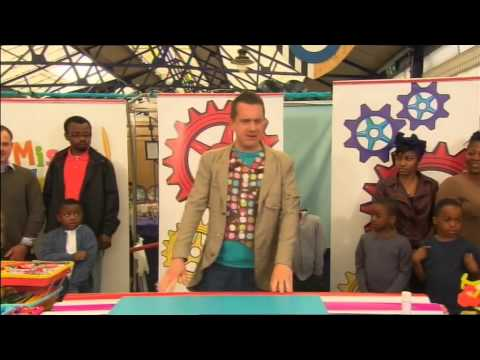 THE MISTER MAKER AROUND THE WORLD – RiO