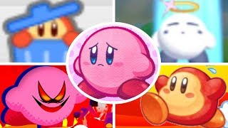 Evolution of Deleting Save Data in Kirby Games (1992-2018)