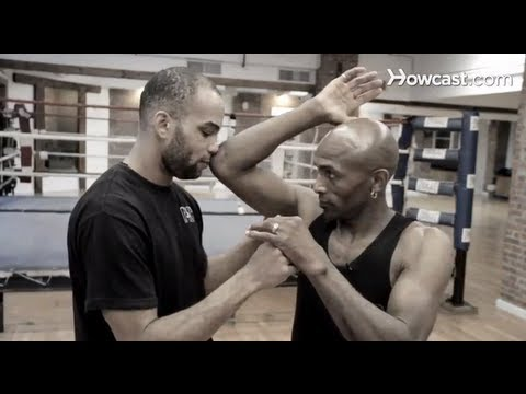 How to Use Your Elbows to Strike | UFC Training Image 1